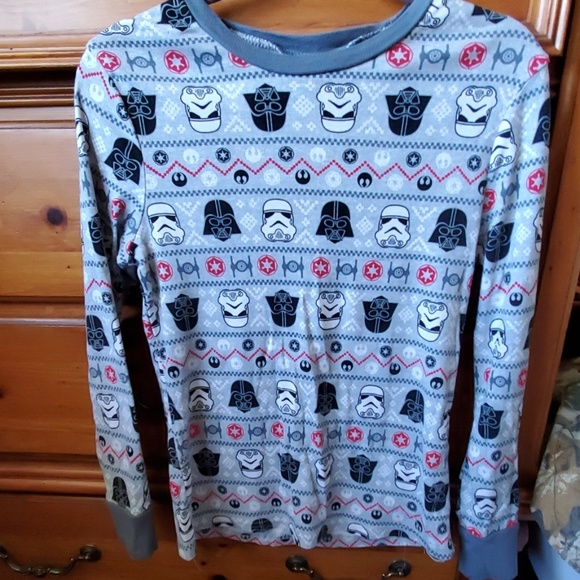 Star Wars Other - Star Wars long underwear top